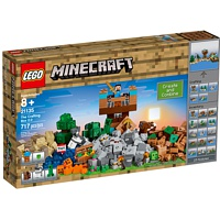 LEGO Minecraft: Crafting-Box 2.0 (21135)