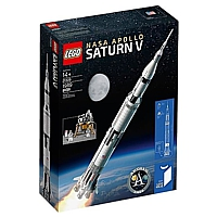 LEGO Ideas: Nasa Apollo Saturn V (21309)