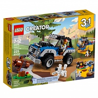 LEGO Creator: 3-in-1 Outback-Abenteuer (31075)