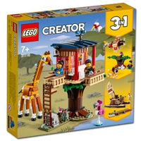 LEGO Creator: 3-in-1 Safari-Baumhaus (31116)
