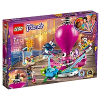 LEGO Friends: Lustiges Oktopus-Karussell (41373)