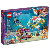 LEGO Friends: Rettungs-U-Boot für Delfine (41378)
