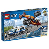 LEGO City: Polizei Diamantenraub (60209)