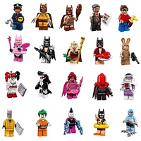 LEGO Exklusive: Batman Movie Minifiguren Series 1, Komplettset (71017)