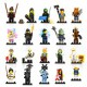 LEGO Exklusive: Ninjago Movie Minifiguren Series 1, Komplettset (71019)