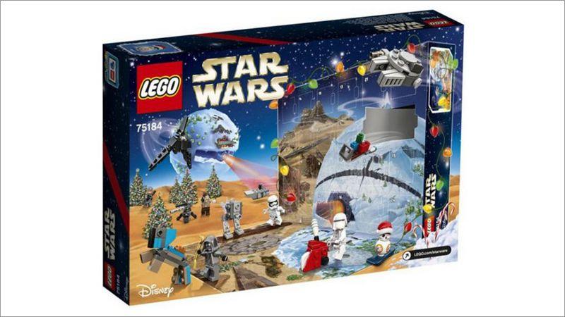 lego star wars adventskalender 2017 75184 spielwaren. Black Bedroom Furniture Sets. Home Design Ideas