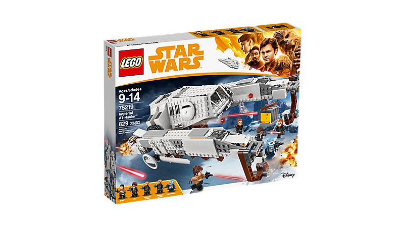 LEGO Star Wars: Imperial AT-Hauler (75219)
