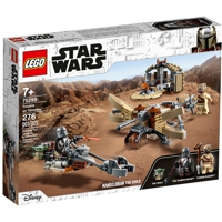 LEGO Star Wars: Aerger auf Tatooine (75299)