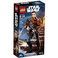 LEGO Star Wars: Actionfigur Han Solo (75535)