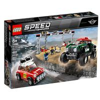 LEGO Speed Champions: Rallye 1967 Mini Cooper & Buggy Mini J.C.Works (75894)