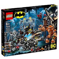 LEGO Super Heroes: Batman - Clayface Invasion in die Bathöhle (76122)