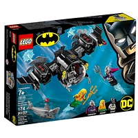 LEGO Super Heroes: Batman - Bat-Dünenbuggy (76116)