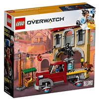 LEGO Overwatch: Dorado-Showdown (75972)