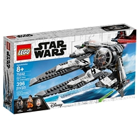 LEGO Star Wars: TIE Interceptor - Allianz-Pilot (75242)