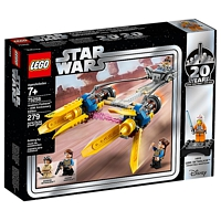 LEGO Star Wars: Anakins Podracer - 20 Jahre LEGO Star Wars (75258)