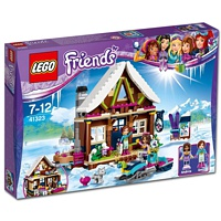 LEGO Friends: Chalet im Wintersportort (41323)