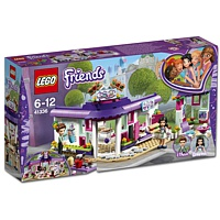 LEGO Friends: Emmas Künstlercafe (41336)
