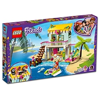 LEGO Friends: Strandhaus mit Tretboot (41428)