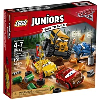 LEGO Juniors: Cars 3 - Crazy 8 Rennen in Thunder Hollow (10744)