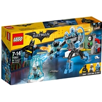LEGO Super Heroes: Batman Movie - Mr. Freeze Eisattacke (70901)