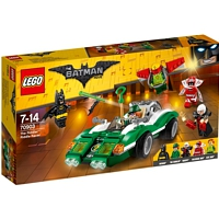 LEGO Super Heroes: Batman Movie - The Riddler Riddle Racer (70903)