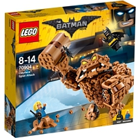 LEGO Super Heroes: Batman Movie - Clayface Matsch-Attacke (70904)