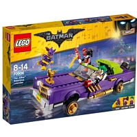 LEGO Super Heroes: Batman Movie - Jokers berüchtiger Lowrider (70906)