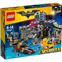 LEGO Super Heroes: Batman Movie - Batcave-Einbruch (70909)