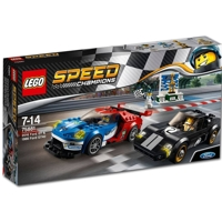 LEGO Speed Champions: Ford GT & 1966 Ford GT40 (75881)