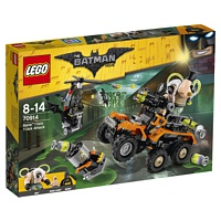LEGO Super Heroes: Batman Movie - Der Gifttruck von Bane (70914)
