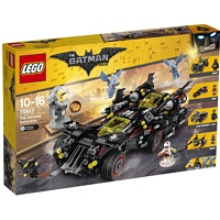 LEGO Super Heroes: Batman Movie - Das ultimative Batmobil (70917)