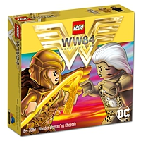 LEGO Super Heroes: Wonder Woman vs. Cheetah (76157)