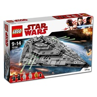 LEGO Star Wars: First Order Star Destroyer (75190)
