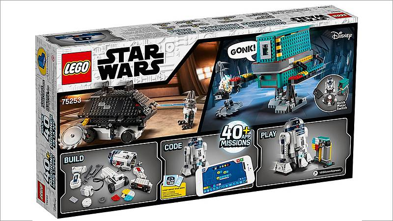 LEGO Star Wars: Boost Droide (75253)