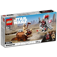 LEGO Star Wars: Microfighters T-16 Skyhopper vs Bantha (75265)