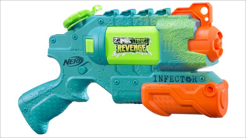 Nerf: Super Soaker - Zombie Strike Revenge Infector