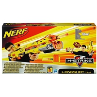 Nerf: N-Strike Elite - Long Shot Blaster