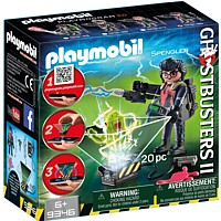 PLAYMOBIL Ghostbusters: Egon Spengler - PLAYMOGRAM 3D (9346)