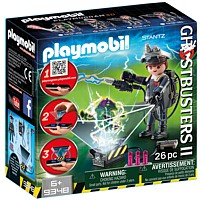 PLAYMOBIL Ghostbusters: Raymond Stantz - PLAYMOGRAM 3D (9348)