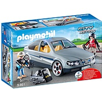 PLAYMOBIL City Action: SEK-Zivilfahrzeug (9361)