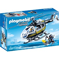 PLAYMOBIL City Action: SEK-Helikopter (9363)