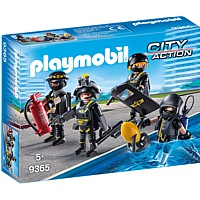 PLAYMOBIL City Action: SEK-Team (9365)