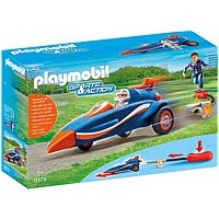 PLAYMOBIL Outdoor-Action: Stomp Racer (9375)