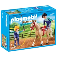PLAYMOBIL Country: Voltigier-Training (6933)