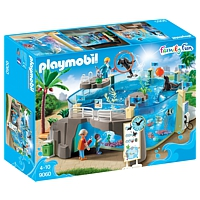 PLAYMOBIL Family Fun: Meeresaquarium (9060)