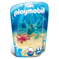 PLAYMOBIL Family Fun: Krake mit Baby (9066)
