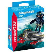PLAYMOBIL Special Plus: Sky Knight mit Fluggleiter (9086)