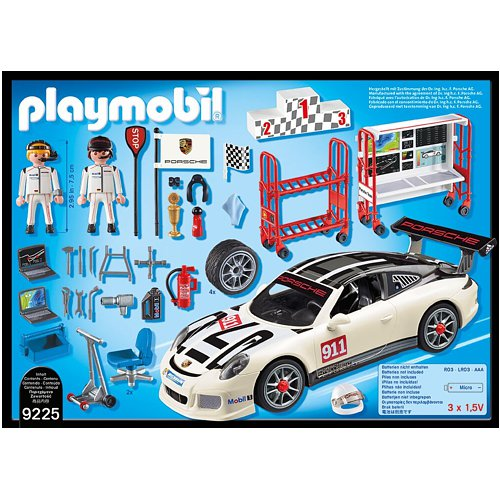 playmobil porsche porsche 911 gt3 cup 9225 spielwaren. Black Bedroom Furniture Sets. Home Design Ideas