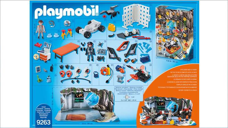 playmobil christmas christmas cards. Black Bedroom Furniture Sets. Home Design Ideas