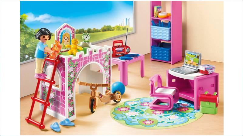 Kinderzimmer 6556 NEU OVP City Life Playmobil